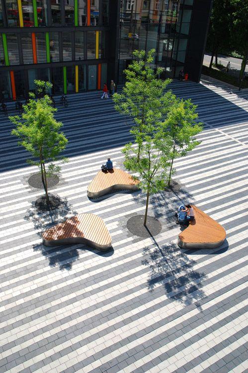 09_town-hall-square_¸-scape « Landscape Architecture Works | Landezine
