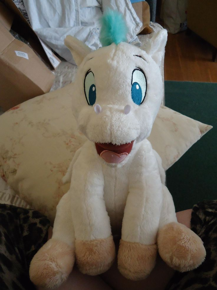 Disney Hercules' Pegasus has arrived after nearly 19 years of wishing. May 2016 # KET