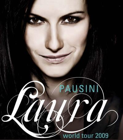 Laura Pausini World Tour 2009. Beautiful.