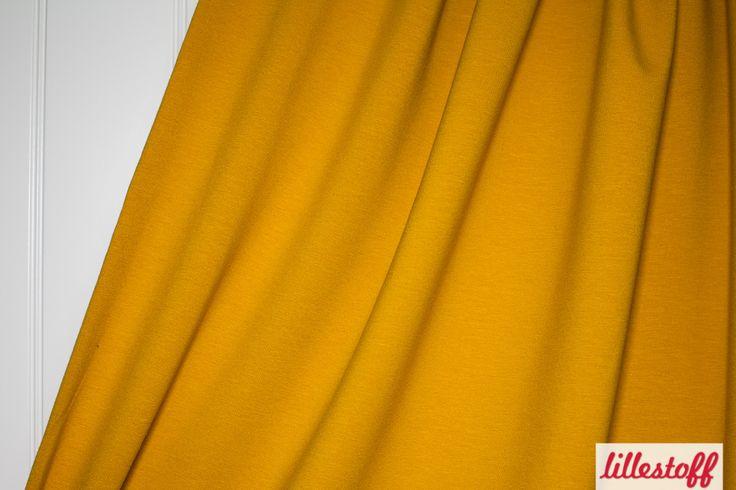 Lillestoff » Jersey senf « // hier erhältlich: http://www.lillestoff.com/jersey-senf-808.html