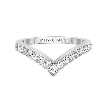ジョゼフィーヌ エグレット - CHAUMET(ショーメ)の結婚指輪(マリッジリング)一生ものだから…あこがれのショーメの結婚指輪を集めました♡
