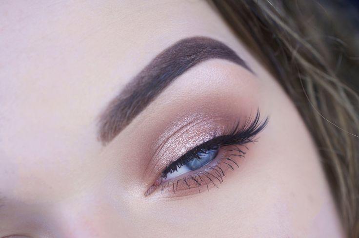 Fresh & Easy Eye Makeup Tutorial - Morphe 35O + L'Oreal Infallible