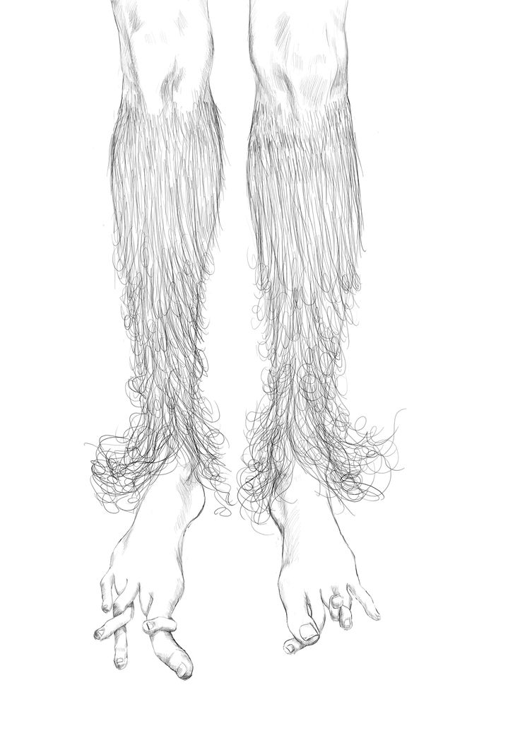 illustration for a game about dreams #dreams #baddreams #drawing #legs #shave