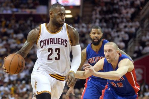 Pistons-Cavs links: 'Hack-A-Drummond' works for... #Cavs: Pistons-Cavs links: 'Hack-A-Drummond' works for Cleveland in Game 2 #Cavs… #Cavs