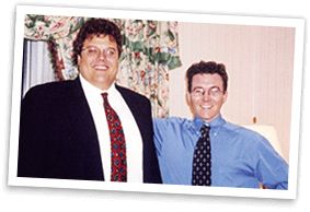 Jimmy John Liautaud - Jimmy John's Owner & Founder with James North!