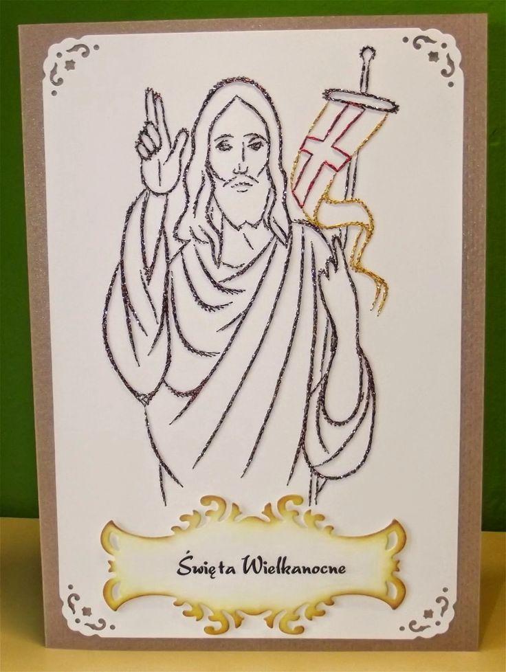 305 besten Embroidery on Paper - Religious Bilder auf Pinterest ...