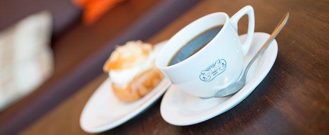 Café Delivo, Munkkiniemen Puistotie