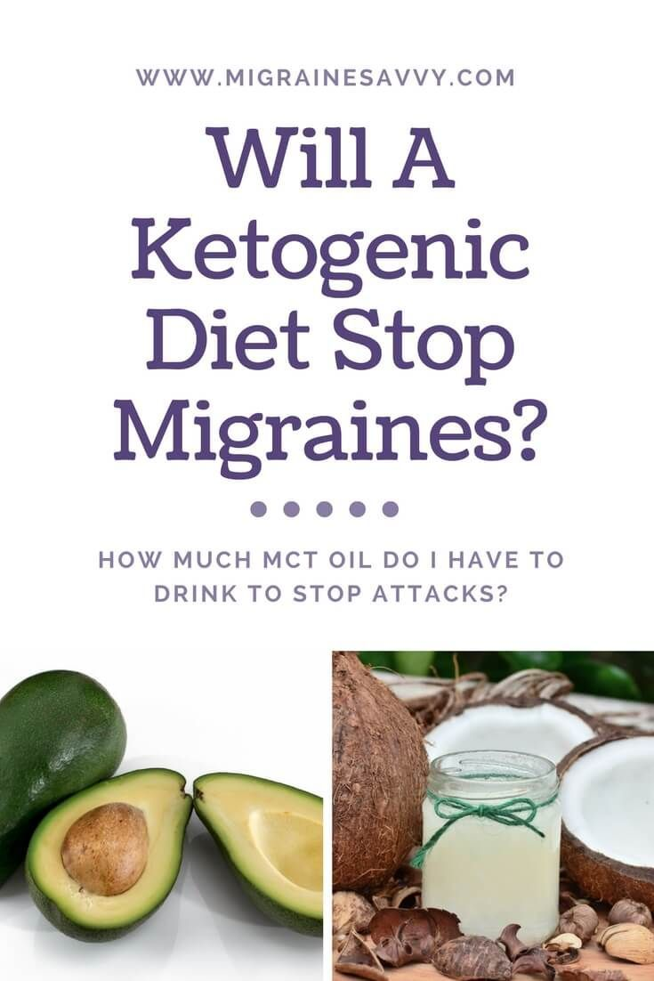 have you heard that the ketogenic diet can help migraines