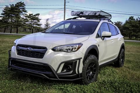 LP Aventure big bumper guard - 2018-2019 Crosstrek | Subee