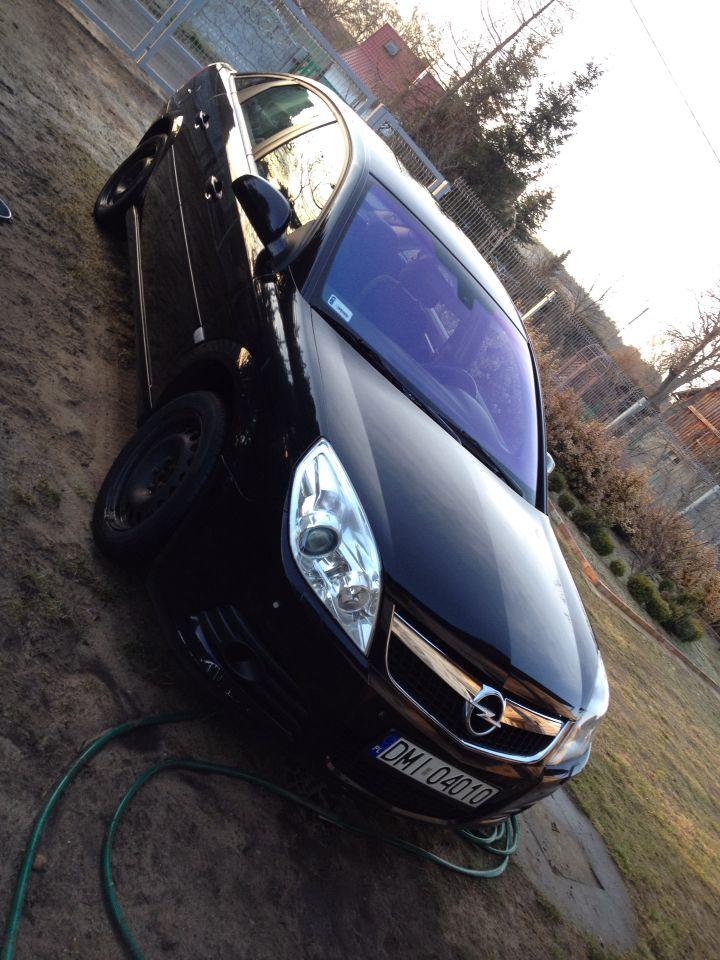 Opel Vectra c detailing