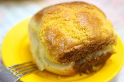 2層の食感に感動!香港「パイナップルパン」はこのお店で! | ORICON NEWS