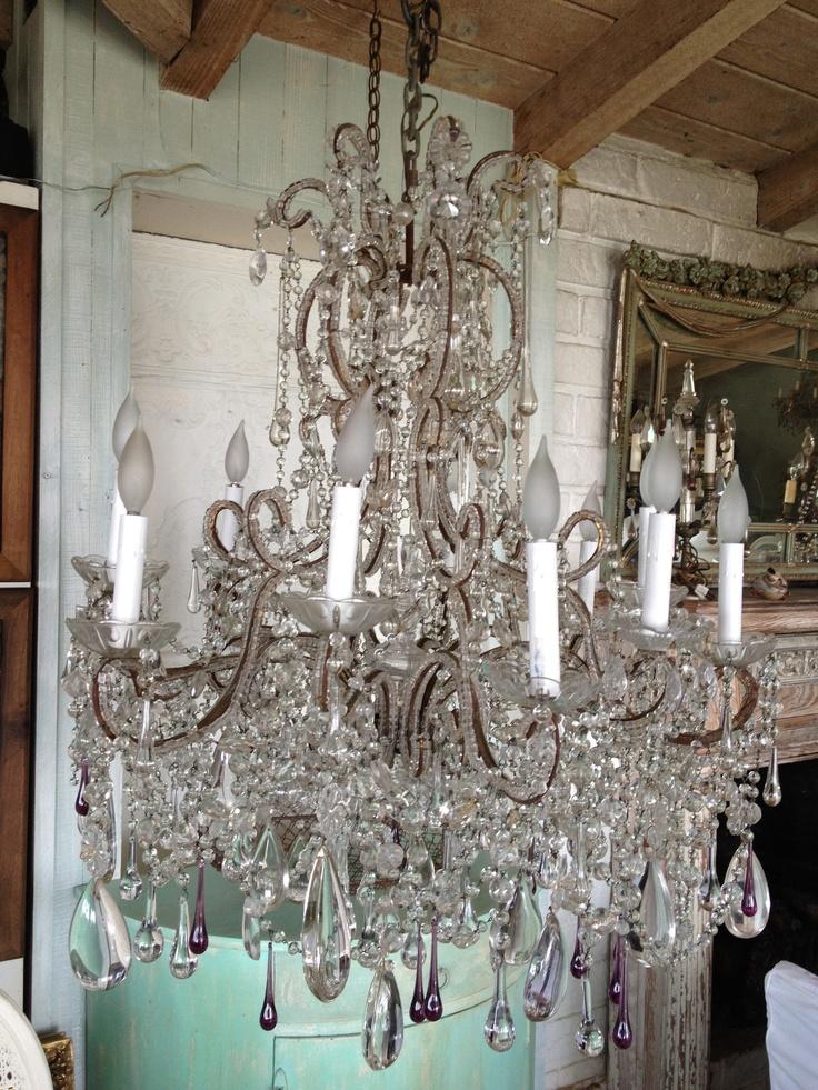 17 Best ideas about Vintage Chandelier – Vintage Chandeliers