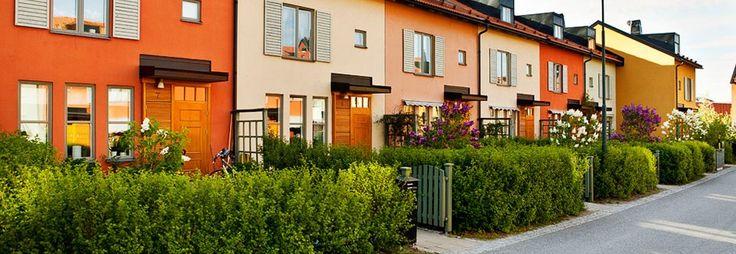 Hus Spånga - Solhemsängen - referensobjekt | Småa