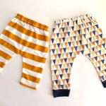 Free! Rae's Basic Newborn Pant Sewing Pattern