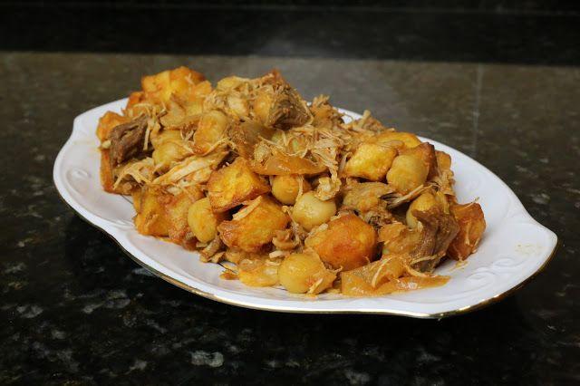 Recetas fáciles de cocina para cocinillas: Ropa Vieja