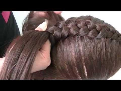 15 Maneras diferentes e increíbles de llevar una trenza si tienes el cabello largo – OkChicas