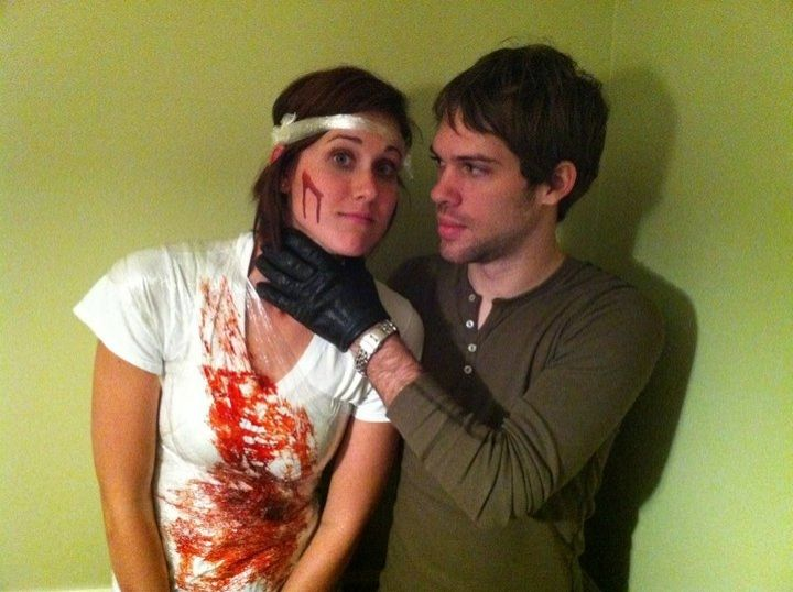 Couples Dexter Costume