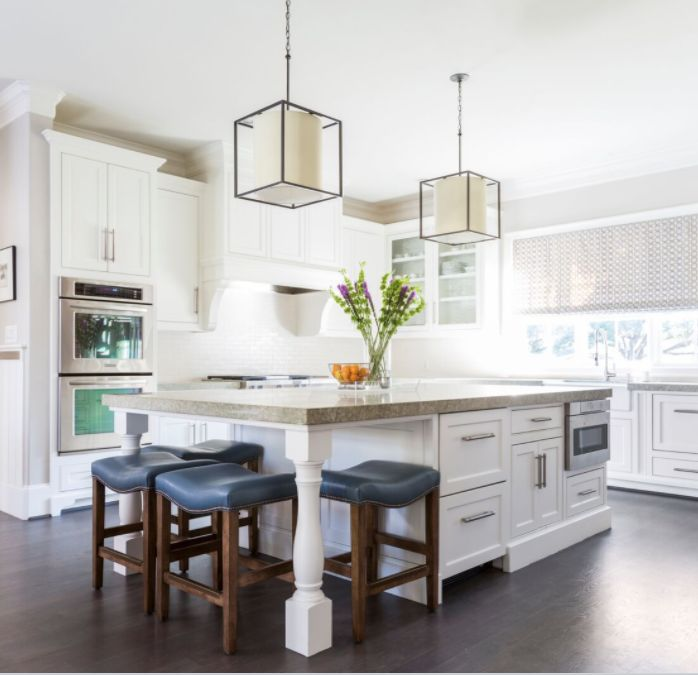 Long Narrow Kitchen With Island: 17 Best Ideas About Narrow Kitchen Island On Pinterest