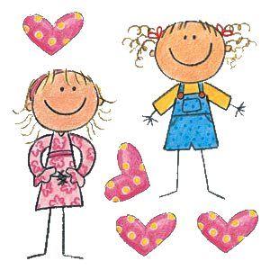 432 besten dibujos simples de niñas Bilder auf Pinterest | einfache ...