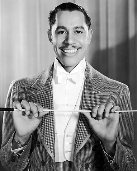 "Cabell ""Cab"" Calloway was a jazz singer and bandleader from 1930 until his death in 1994. He was strongly associated with the Cotton Club in Harlem, New York City. (please follow minkshmink on pinterest)"