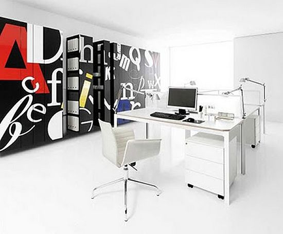 Office: Office, Modern Furniture, Furniture Stores, Offices Home, Offices Rooms, File Cabinets, Desks, Home Offices Design, Ideas Para Decorar La Oficina