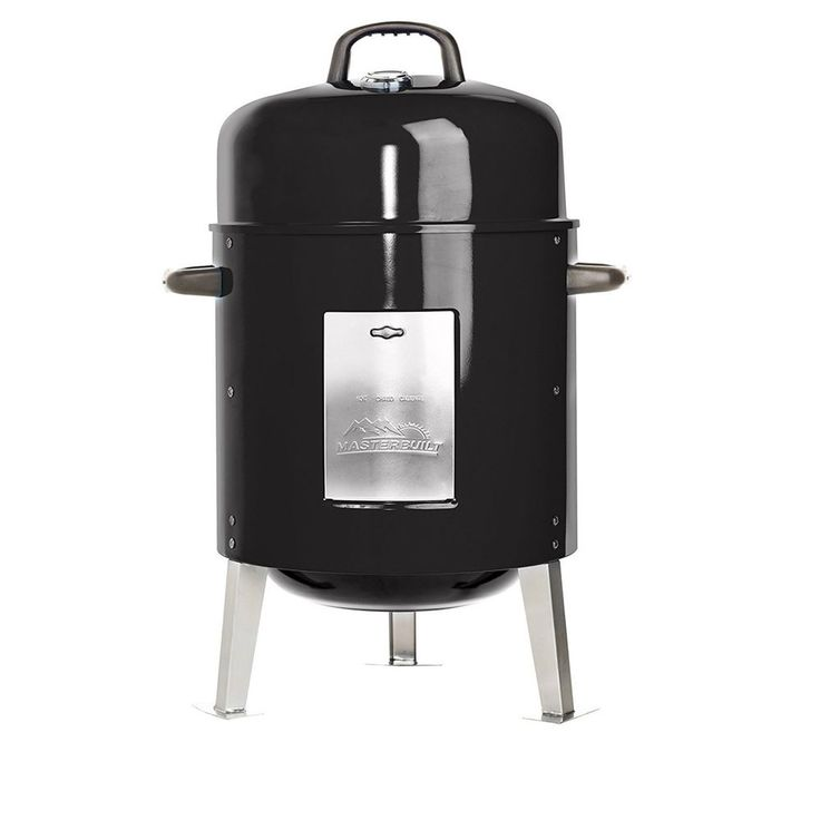Outdoor Charcoal Smoker Meat Cooker BBQ Grill Backyard Barbecue Portable Cooking #charcoalsmoker #meat #camping #cooking
