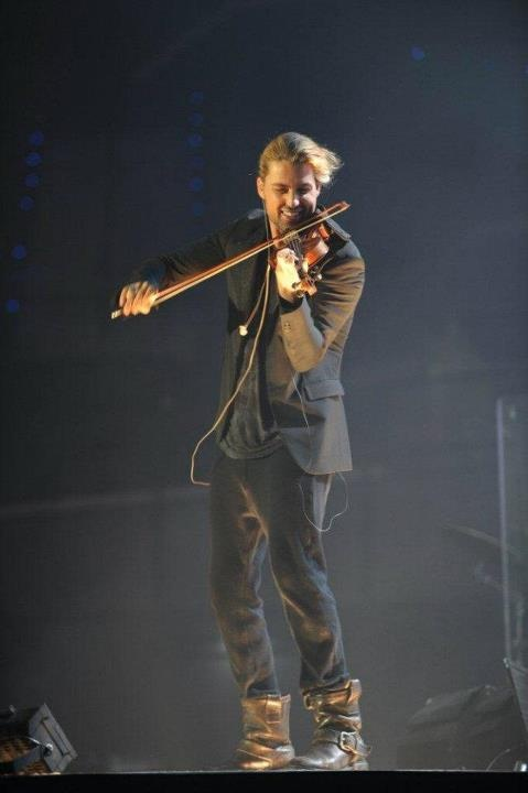 David Garrett - one day I will see him live. One day.