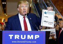 Donald Trump Starts Charity That Gives Socks To Homeless People