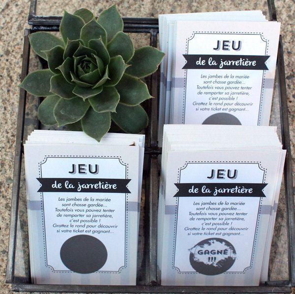 25 cartes à gratter jeux de la jarretiere mariage jeu pour les convives avec ce jeu revisité drôle et fun classe couleur moderne grattage de la boutique Letempsdesconfettis sur Etsy