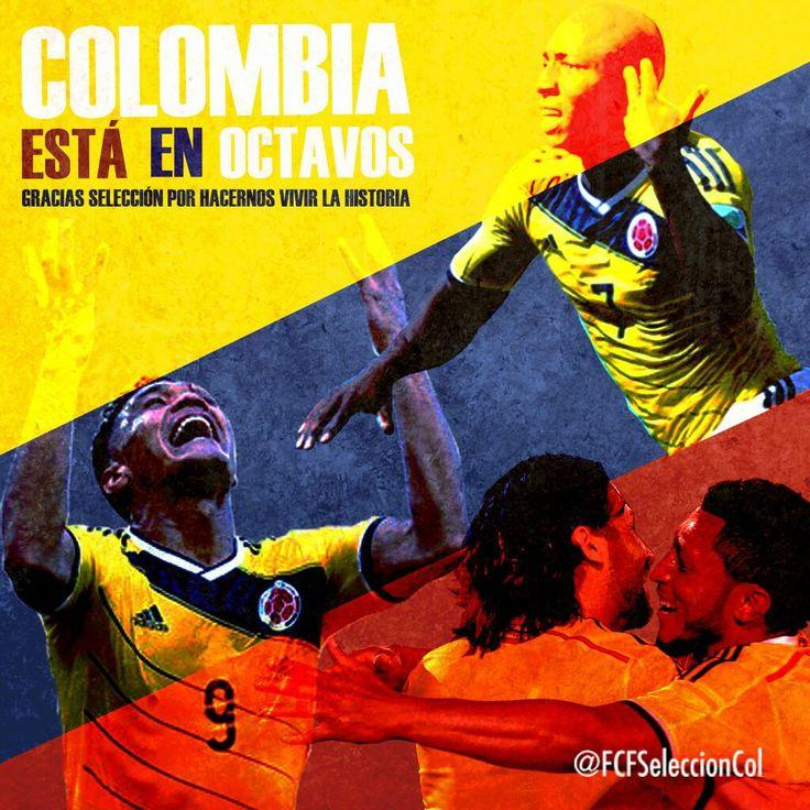 #VamosColombia