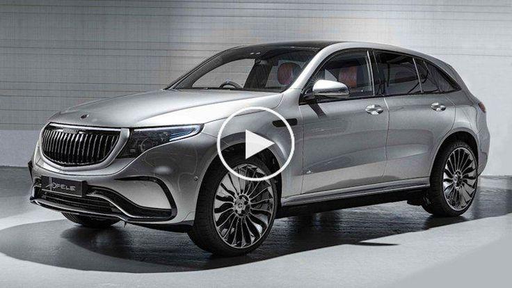 2020 Mercedes Benz Eqc Gets Subtle Customization From Hofele Design Mercedes Benz Cars Mercedes Benz Luxury Crossovers