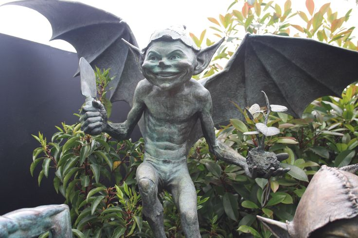 Scary Sculptures at Chelsea #gardenchat