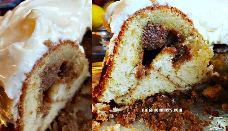 Cinnamon Bun Bundt Cake – Not Your Normal Coffee Cake