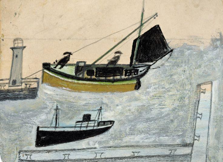 Painting Alfred Wallis