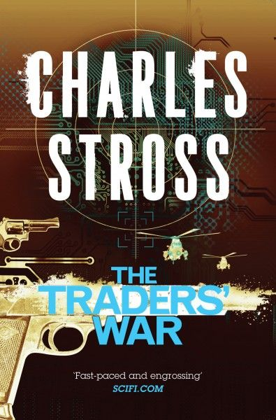 The Traders' War (previously published as The Clan Corporate and The Merchants' War)