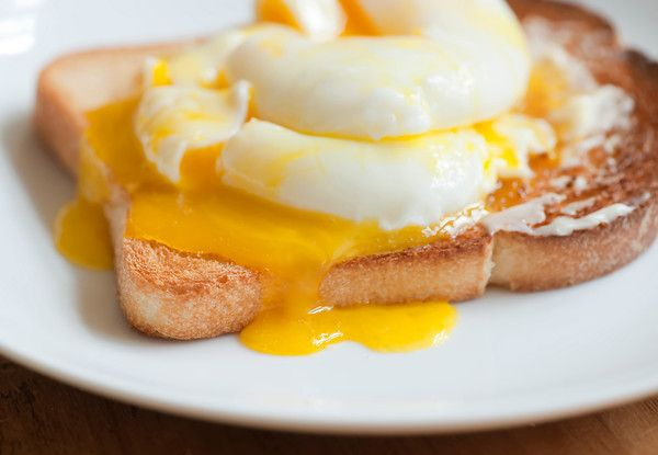 How To Make A Perfect Poached Egg.  Every time.  :)