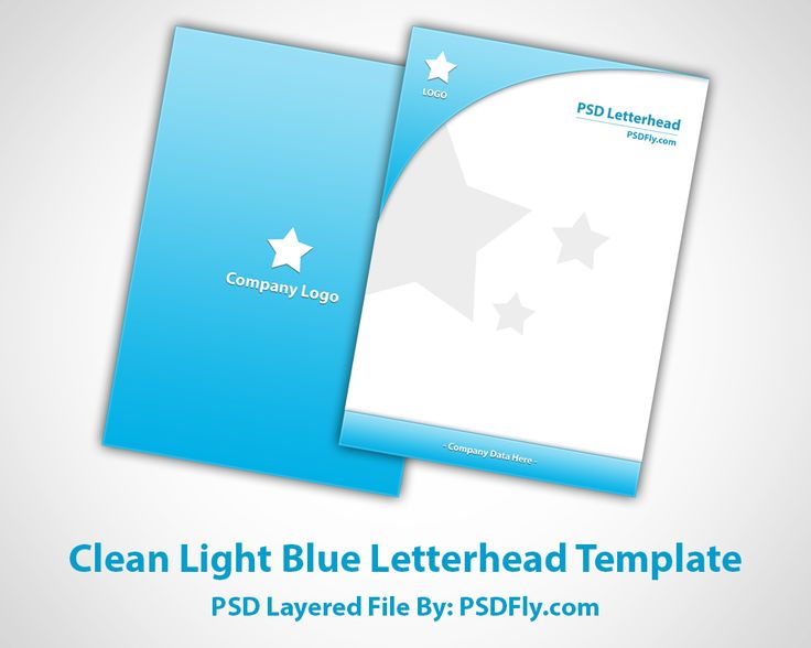 9 best Letterhead Templates images on Pinterest Letterhead - psd letterhead template