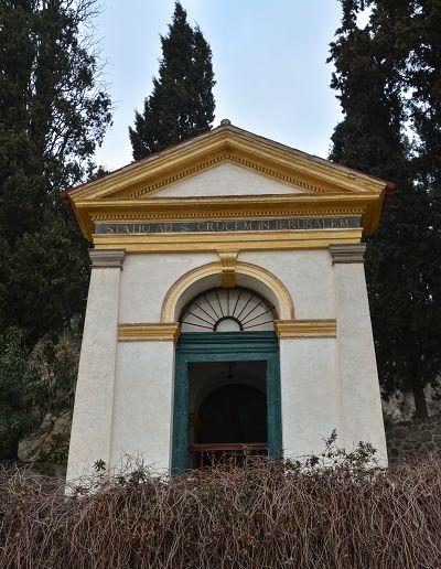 Una delle sette chiesette