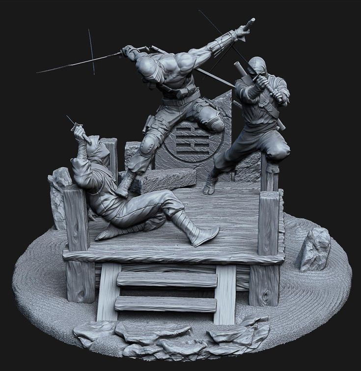 Zbrush Vs Mudbox sideshow collectibles,...