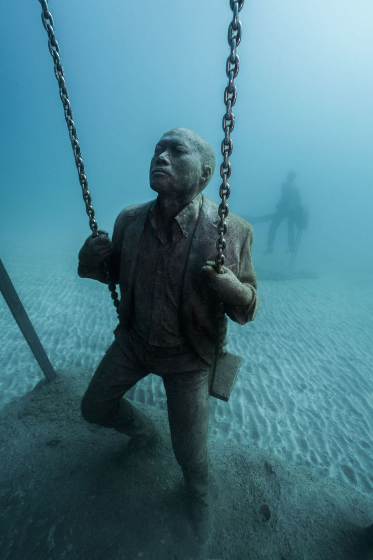 1001 best what we love images on pinterest at home for Spain underwater museum