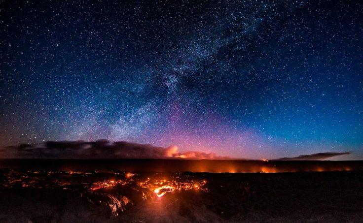 5 leyendas de volcanes donde habitan los dioses