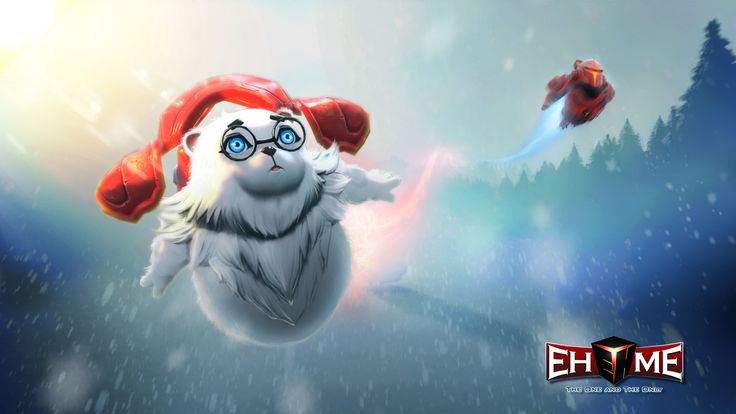 Image for Ehome Courier Dota 2 HD Wallpaper