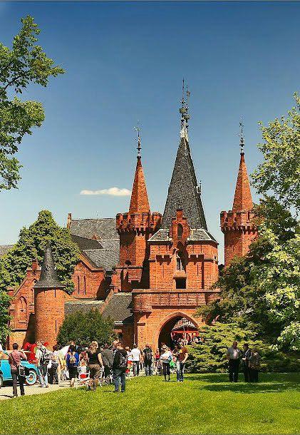 Hradec nad Moravicí - Red Castle (Silesia), Czechia
