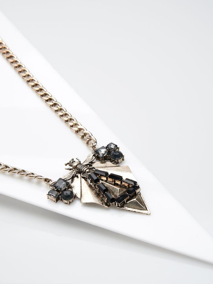 Necklace KJ475-SLV