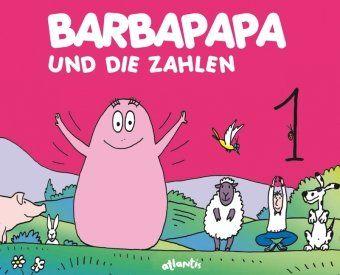 Barbapapa und die Zahlen: Amazon.de: Annette Tison, Talus Taylor: Bücher