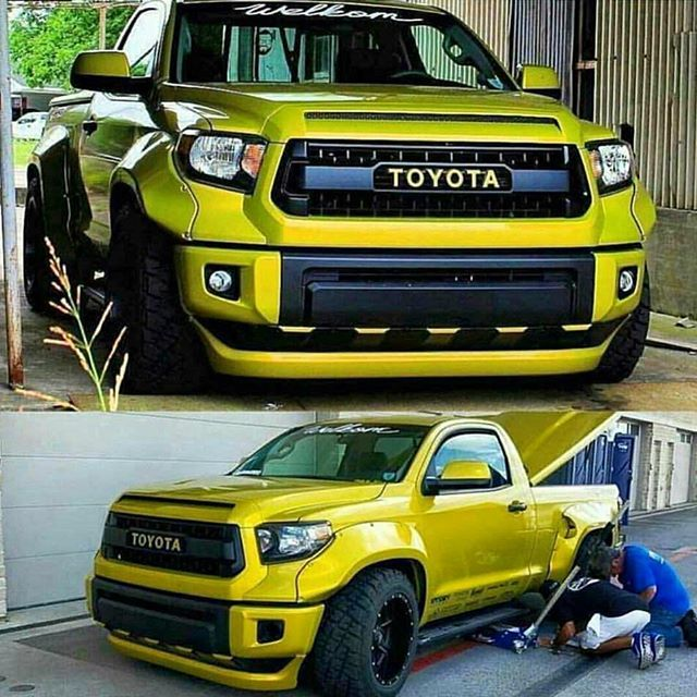 Badass Tundra!  | Thoughts? • Follow @amazeperformance • • Owner @rutledgewood…