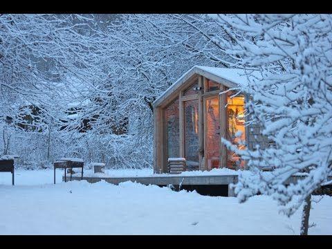 Бизнес идея из Швеции: многофункциональные микро-дома для студентов - YouTube