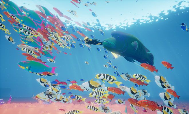 Game Life Podcast: Abzu and Other Indie Games We Love #ITBusinessConsultants
