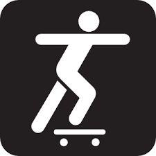 Afbeeldingsresultaat voor cartoon skater