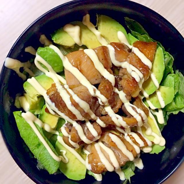 時間がない時のパパっとレシピです♪♪♪ - 22件のもぐもぐ - 照り焼きアボカド丼 by fumisena0706